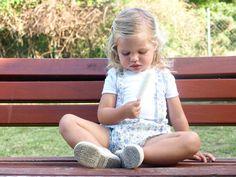 Blog de moda infantil Dressing Ivana en: Con mi rana