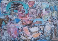 Pawel Kin (acrylic on canvas)-tj XXI