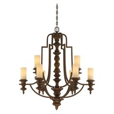 Savoy House Castillo 1-3071-9-65 9 Light Chandelier - 1-3071-9-65
