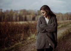 swetry-Klasyczny Sweter Ryż