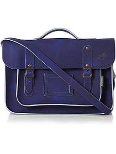Dickins & Jones Satchel bag - House of Fraser.   Carry your documents in style this Spring/Summer.