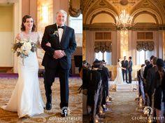 The Sentinel Hotel wedding - downtown Portland