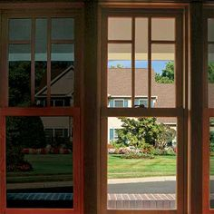 While we're waiting for flying cars, we'll settle for electronically tinted glass, now available in triple-pane construction with a whopping R-value of 8 (versus, say, 3 for double-pane windows). At the touch of a button, the built-in nanotechnology dims the glass to shade a room. Sync it with your home automation system to save energy.     A 30-by-60-inch awning window from H Window Company costs about $1,575; sage-ec.com