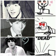 Yes this is like most of us Paul lovers hehe...