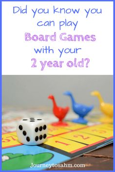Did you know you can play board games with your 2 year old? Here is a list of fun toddler games you can play any day or any season of the year. Includes educational games and activities and indoor toddler games. Easy to play for kids. Best Toddler Games, Toddler Play, Baby Play, Toddler Preschool, Toddler Crafts, Kids Crafts, Infant Activities, Preschool Activities, Family Activities