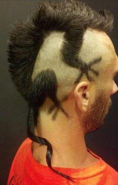 =))Epic hair style