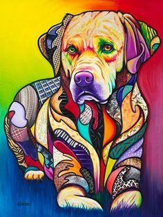 animal paw zentangle | Animals | The Artwork of Steven Schuman