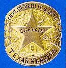 A quick quiz about Texas Ranger badges. Can you spot the difference between a real badge and a fake?