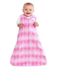 4bfccc473f04d Pink Butterfly Microfleece Sleeping Sack - Infant