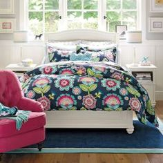 Find cute and cool girls bedroom ideas at Pottery Barn Teen. Shop your dream room with our teen room inspiration and ideas. Girls Bedroom Furniture, Teen Furniture, Bedroom Chair, Teen Bedroom, Bedroom Ideas, Bedroom Styles, Dream Bedroom, Teen Girl Rooms, Girl Bedrooms
