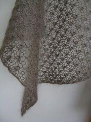 Ravelry: Horai Scarf pattern by Hiroko Fukatsu
