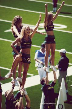 University of Oregon Cheerleading