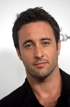 Alex O'Loughlin, aka Steve McGarrett on Hawaii Five-O.