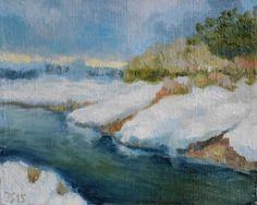 """Õlimaal """"Keila jõgi"""" (63617293) - Osta.ee"""