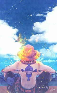 Portgas D. Ace in 2021 | One piece wallpaper iphone, Portgas d. ace wallpapers, One piece drawing
