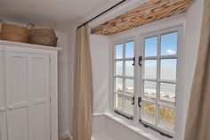 Wake up to this incredible view at May's Cottage, Beesands Devon Cottages, Fishermans Cottage, Double Bedroom, Holiday Ideas, Romance, Happiness, Sea, Amazing, Couple Room