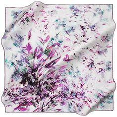 Aker A Rhapsody For You and Me Silk Scarf - Purple Sunset at www.hijabplanet.com - free shipping worldwide  #scarf #StunningHijab #hijabhigh #voguehijabs #stylishscarves #headscarf #hijabonline #fashioninspiration #fashionista #fashionpost