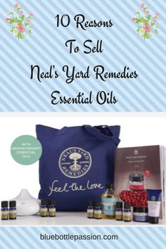 There has never been a better time to join Neal's Yard Remedies and to specialize in  essential oils and aromatherapy. NYR Organic essential oils, Neal's Yard Remedies joining kit is available in May 2017 for $120. www.fb.com/nyrosue