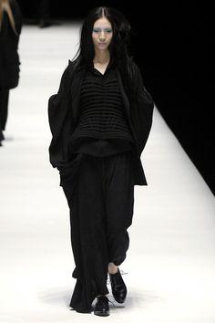 Yohji Yamamoto F/W 2006