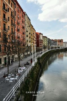 Bilbao, en España - Tourism in Spain