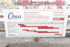 Circa construction schedule. Concrete Structure, Las Vegas Hotels, What Next, Schedule, Construction, Tips, Hotels In Las Vegas, Timeline, Building