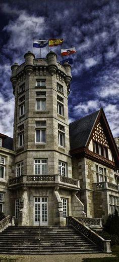 Magdalena Palace, Santander, Spain