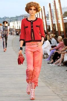 Chanel - Colección Crucero 2010, Venecia.