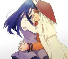 Naruto e Hinata (NaruHina) Naruto Minato, Naruto Uzumaki Shippuden, Anime Naruto, Wallpaper Naruto Shippuden, Naruto Cute, Hinata Hyuga, Naruto Wallpaper, Boruto, Otaku Anime