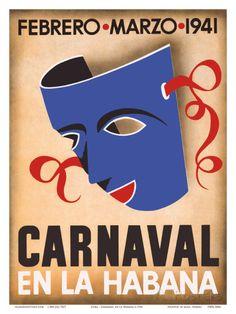 Cuba - Carnaval en la Habana Taidevedos