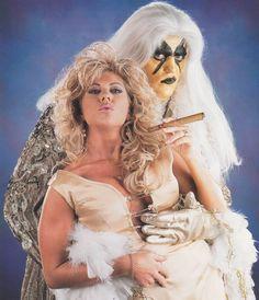 Goldust and Marlena