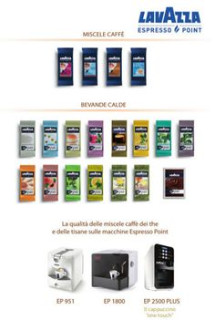 Lavazza Espresso Point #Top_Partners