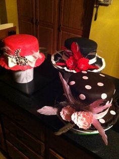 1000 Images About Hats And Heels Party On Pinterest