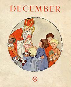 December (Rie Cramer) Wintermaand