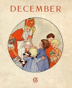 December (Rie Cramer) Wintermaand