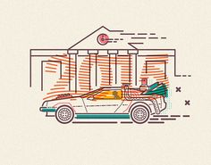 Pop Culture Illustrations by James Oconnell