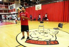 Photos: 18th Annual Raise Up Basketball Camp Summer 2105 - The Enterprise, Brockton, MA - Brockton, MA