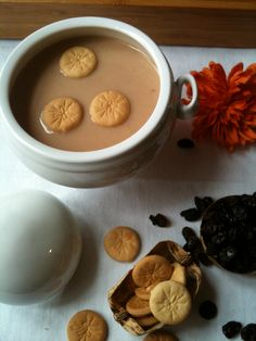 Dominican Sweet Bean Dessert/Habichuelas con Dulce