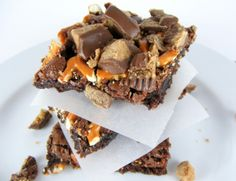 oohhhbaby:  take 5 brownies
