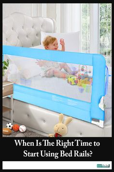 There are many products available in the market that can help you Bed Rails For Toddlers, Kid Beds, Your Child, Toy Chest, Storage Chest, Children, Kids, Toddler Bed, Trends