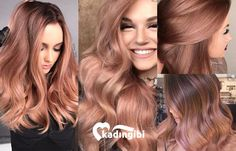 Rose Gold Saç Boyası