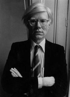 A Warhol on my hall's wall