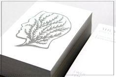 Mr Yen: Hand cut paper art