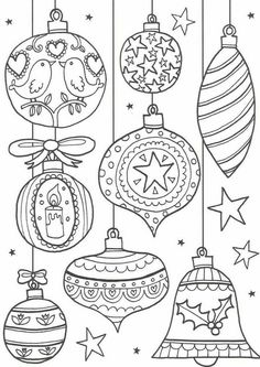 The Ultimate roundup of free Christmas colouring pages for adults and teens. Over 50 free festive free printables. The Ultimate roundup of free Christmas colouring pages for adults and teens. Over 50 free festive free printables. Free Christmas Coloring Pages, Coloring Book Pages, Printable Coloring Pages, Christmas Coloring Sheets, Christmas Ornament Coloring Page, Christmas Colors, Christmas Art, All Things Christmas, Christmas Baubles