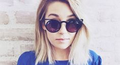 Lauren Conrad just cut her hair for the third time in 3 weeks.