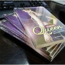 Fearless Queen - Part Beginning by Aila Monica Pop Fiction Books, Wattpad Stories, Filipino, Queen, Show Queen