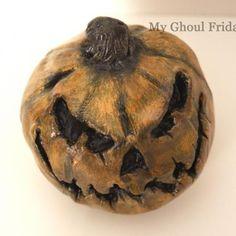Ghoul Pumpkin