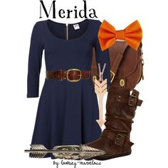 Merida outfit