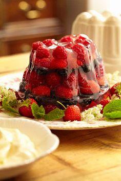 Grandma's Molded Jello Salad