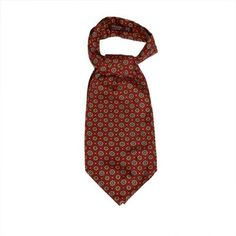 Red Geometric Cravat - 29286, , original  Ascot Cravat    Red Geometric Cravat - 29286  The T.M.Lewin Cravat is a stylish alternative for both the tie and bow tie and suitable for any formal occasion.  Now $41.60     tmlewin.com