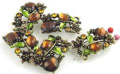 5 antique gold floral slider beads 10926 - Mobile Boutique